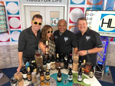 Craft brewers supplied attendees with hundreds of beers to choose from at this year's event.