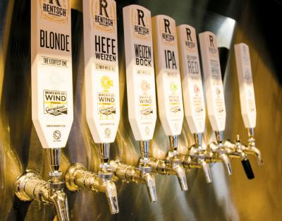 Rentsch Brewery marks its third year in business Aug. 25 with brewery tours, special-release beers, food trucks and live music.