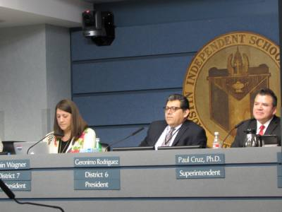 Austin ISD trustees approved a document that outlines its legislative priorities on Aug. 27.