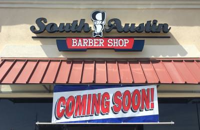 South Austin Barber Shop announced plans to open a second location in October.