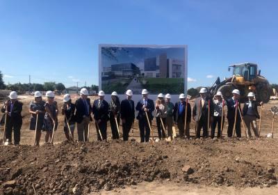 Baylor Scott & White Health broke ground on its future Austin Oak Hill medical center or Aug. 29.
