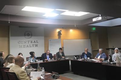 Central Health hosted the first of two public hearings on its FY 2019 budget on August 29.