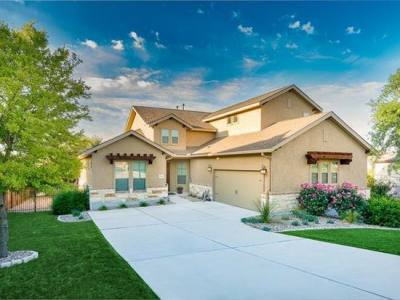 A home for sale in July in West Cypress Hills.
