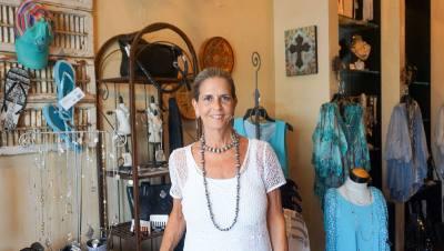 Jezek has been making jewelry since 1993.