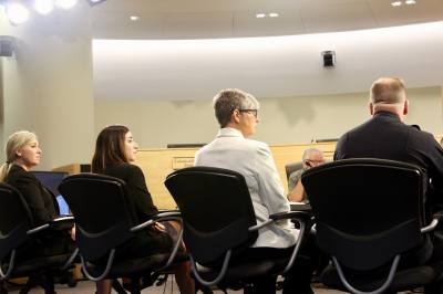 Twenty-three people signed up to testify about aspects of Travis County's FY 2018-19 budget during a public hearing on Aug. 9