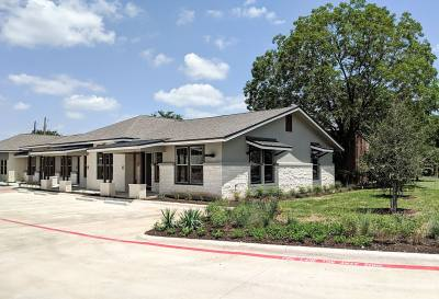 This office park off Old Austin-Hutto Road in Pflugerville just completed construction on its first of three separate condo buildings. The first building offers more than 5,000 square feet of Class A office space. Class A office space is generally regarded as professionally managed, recently built office space in a good location.nNo timeline has been set for the complete delivery of all three phases. The first building is currently offered for lease.