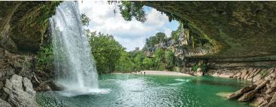 Hamilton Pool - Dripping Springs