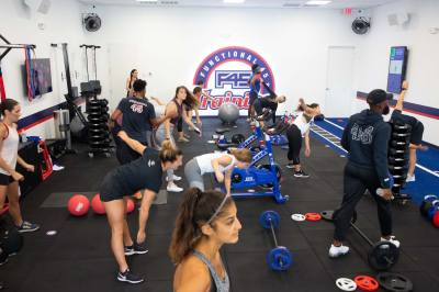 F45 Lakeway is having its grand opening on Aug. 18.