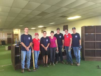 RED Arena, a nonprofit therapeutic horse riding center, started renovating their new San Marcos location recently, set to be open by September.