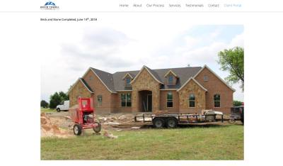 David Yowell Construction launched a new client portal on its website July 17.
