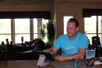 SmartHauz.me CEO will conduct a Q&A session at the company's first smart home-enabled model home in New Braunfels.