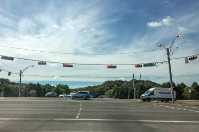 The city of Austin is helping to pay for upgrades at four intersections along Loop 360, including at Spicewood Springs Road.
