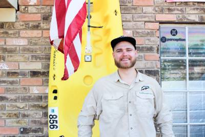 Patric Graham has taken over as manager of Southwest PaddleSports, the company started by his parents.