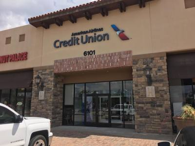 American Airlines Federal Credit Union opened a branch in Flower Mound.