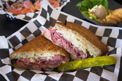 North Austin's Biderman's Deli opened a second location downtown this fall.