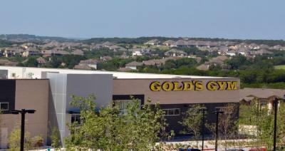 Gold's Gym opened in Belterra Village on July 25.
