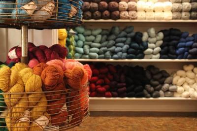 McKinney Knittery relocated in September.
