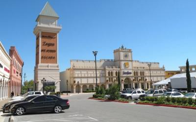 San Marcos Premium Outlets are located off I-35 in San Marcos.