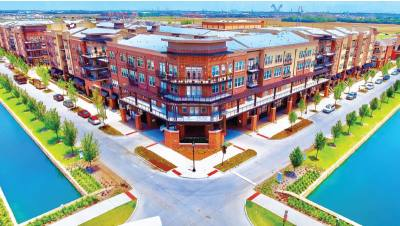 Developers said Watermere at Frisco, will look similar to Watermere at Flower Mound.