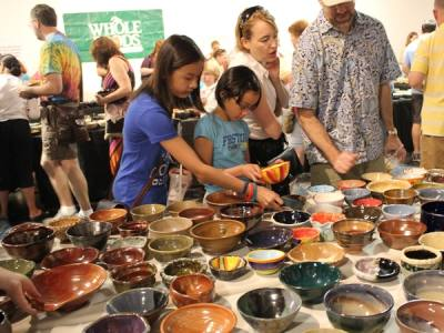 Empty Bowls McKinney will take place May 16 in downtown McKinney.