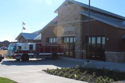 Leander Fire Department held the grand opening of Fire Station No. 1 on Jan. 19.