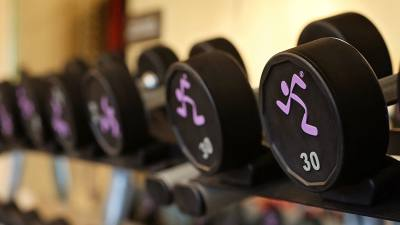 Anytime Fitness celebrated its one-year anniversary on Audelia Road in Richardson in March.