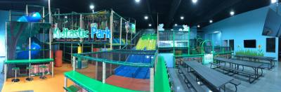 Kidtastic Park is slated to open Feb. 17 in Cypress.