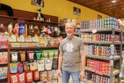 Owner Craig Barron said he u201cloves the community feelu201d of Buda.
