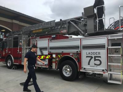 Spring Fire Department officials urge residents to report scam calls to law enforcement.