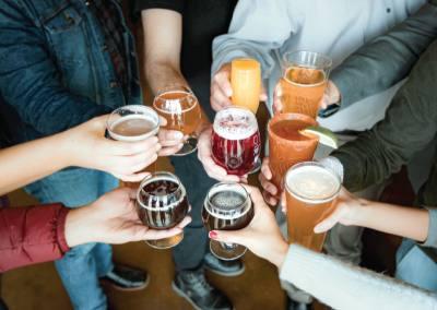 Thistle Draftshop hosts its craft beer festival this weekend.