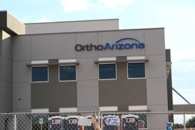 A new OrthoArizona location opened in Gilbert in January.