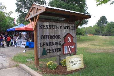 The Katy ISD Welch Outdoor Learning Center will soon undergo a renovation project.
