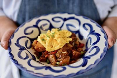 Killen's TMX is the first of chef Ronnie Killen's restaurants to offer brunch.