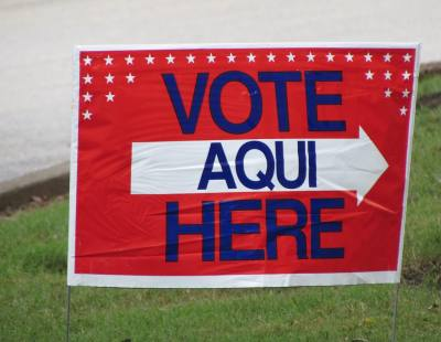 The Dripping Springs ISD election will take place May 4.