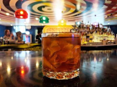 Wonder Bar, a new concept from Austin-based Union Venture group, held its soft opening April 26. The bar serves specialty cocktails in unique drinkware alongside small bites.