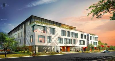 Rendering courtesy Michael Hsu Office of Architecture