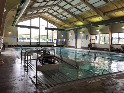 The pool at the McKinney Senior Recreation Center will be closed temporarily for maintenance.