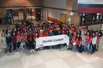 Cy-Fair ISD's College Academy program is expanding to four more high schools in 2019-20.
