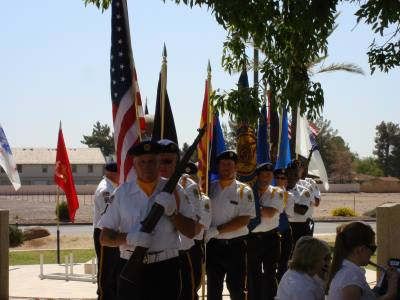 HD South will host a Memorial Day service from 9-10 a.m.
