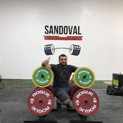 Sandoval Strengths Systems opened in Katy.