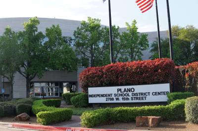 Plano ISD board of trustees recognized outgoing board members at their May 7 meeting.