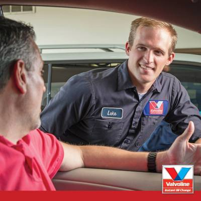 Valvoline Instant Oil Change recently opened two locations in the Spring area.