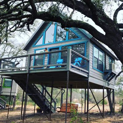 Arbor House opened in Dripping Springs in February.