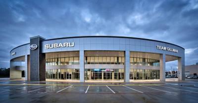 Team Gillman Subaru North will celebrate its grand opening May 16.