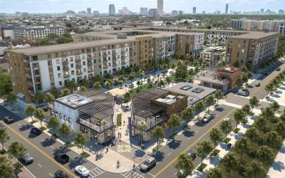 Regent Square Phase 2 is set to break ground this fall.