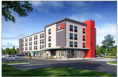 Avid Hotels plans to build an 89-room hotel in Round Rock.