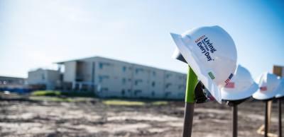 Bellaire High School Construction
