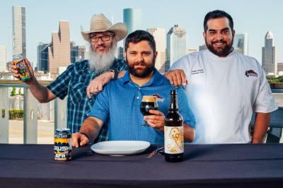 Buffalo Bayou Brewing Company has hired Arash Kharat as its head of culinary operations.