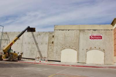 Burlington plans to open its La Frontera Village location in fall 2019.