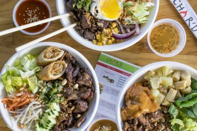 Char'd: Southeast Asian Kitchen is now open in Richardson.